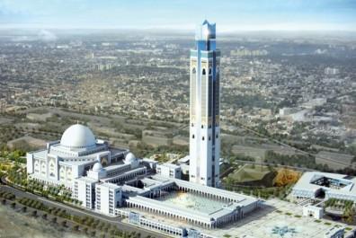Grande mosquée d'Alger : Un nouveau directeur à la tête de l'ANRGMA pour accélérer la cadence des travaux