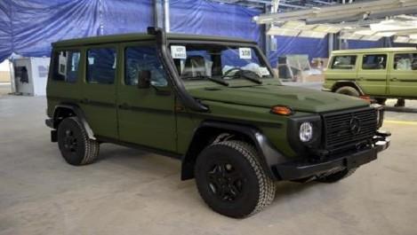Industrie militaire: L'ANP veut se lancer dans l'exportation