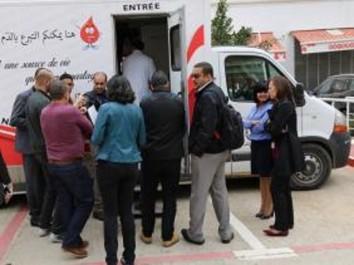 Lancement d'une opération de sensibilisation et de collecte de sang au port d'Alger