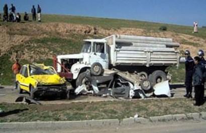Béjaïa: 8 morts en une semaine