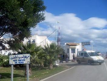 Ville Balnéaire D'El-Kala et poste-frontière de Oum T'boul: Les stations d'essence à plein régime