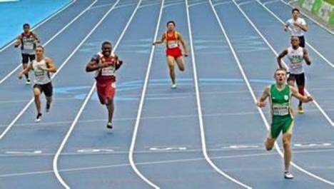 Mondiaux de handisports (athlétisme): Médaille de bronze pour Hamdi Sofiane au 200m (T37)