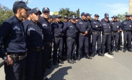 Alger: 18.000 policiers à l'occasion de la fête de l'Indépendance et de la Jeunesse et la finale de la Coupe d'Algérie