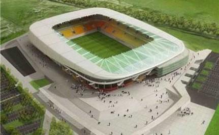 Nouveau stade de Tizi Ouzou:  17 ans de retard… et ce n'est pas encore fini !