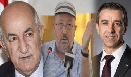 Tebboune se réunira dimanche avec Haddad et Sidi Said