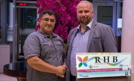 Zaibet annonce depuis Istanbul la commercialisation de RHB dans 20 pays (Vidéo)