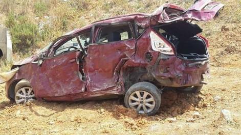 Relizane: 3 morts et 11 blessés dans deux accidents de la route