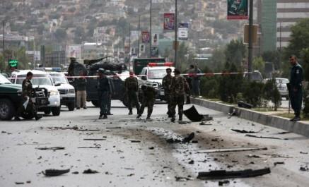 Afghanistan : 24 morts et 42 blessés dans un attentat à Kaboul