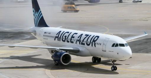 Un nouveau patron pour la compagnie aérienne: Frantz Yvelin, président d'Aigle Azur
