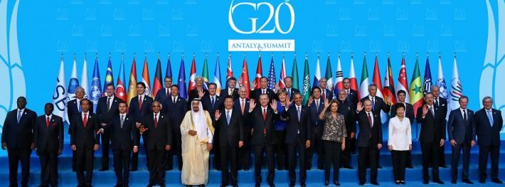 Climat: un G20 pour confirmer l'accord de Paris