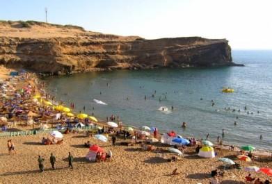 Plage de Chatt El Hillal (Aïn Temouchent) : Une taxe d'entrée exigée aux estivants