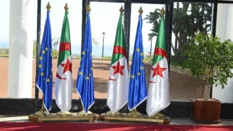 Algérie-UE: Raouya et Hahn évoquent la coopération bilatérale
