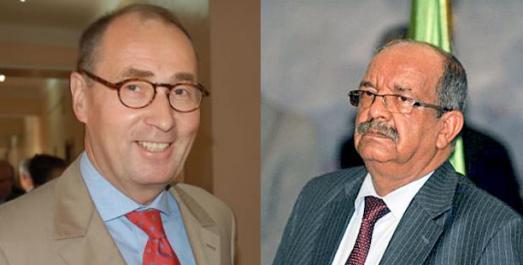 Messahel reçoit le nouvel ambassadeur de France à Alger Xavier Driencourt