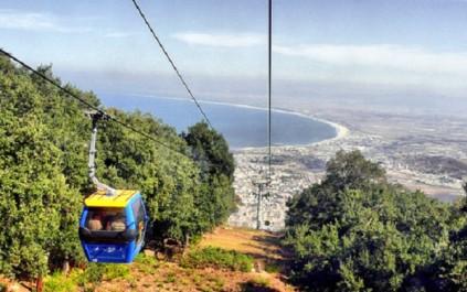 Séraïdi (Annaba): Un téléphérique au-dessus de la mêlée estivale