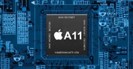 Apple aurait signé avec Samsung pour fabriquer le chipset de l'iPhone de 2018!