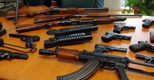 2 criminels en possession d'un pistolet mitrailleur arrêtés à In Guezzam