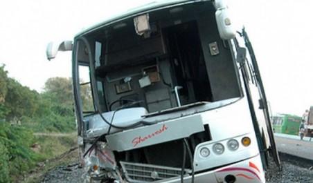 Un bus percute un arbre : 13 blessés à Gambetta