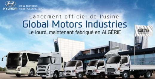Global Motors Industries : Onze points de services opérationnels, les bus Hyundai arrivent bientôt