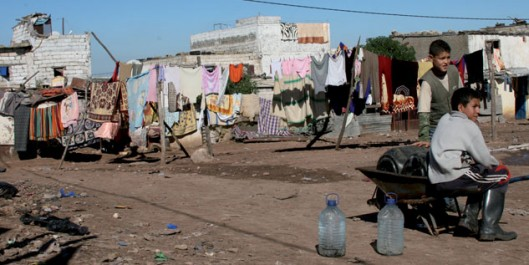 ORAN : Recensement de 3000 baraques à Ain Turck