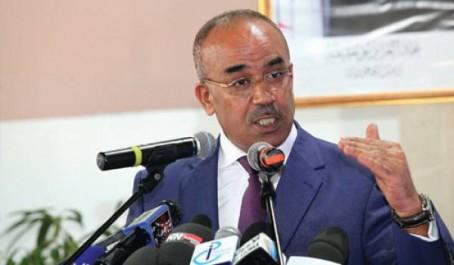 Le ministre de l'Intérieur annonce un projet de loi relative aux collectivités territoriales