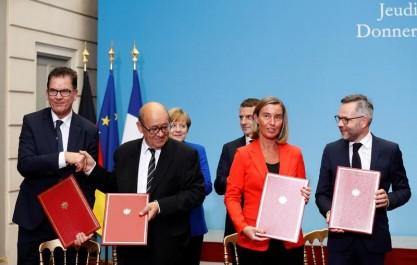 L'Allemagne et la France lancent l' «Alliance pour le Sahel»
