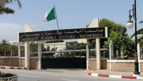 Université de Boumerdès: Portes ouvertes sur les inscriptions