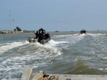 Cameroun: 34 disparus après le naufrage d'un navire de l'armée