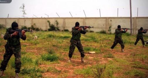 Libye:  Des camps terroristes aux frontières algériennes