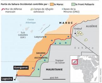 Le Conseil de grande Canarie rejette la décision de la délimitation des frontières maritimes entre le Maroc et les Iles Canaries