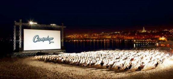 Le cinéma débarque sur 6 plages algériennes cet été