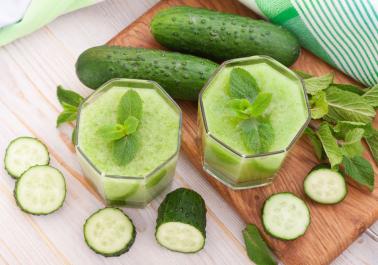 7 Bonnes raisons pour consommer plus de concombre