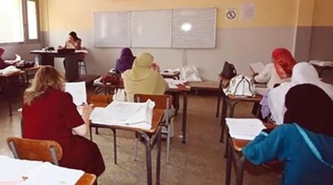Concours de recrutement des enseignants: Plus de 12.000 candidats pour 524 postes à Oran