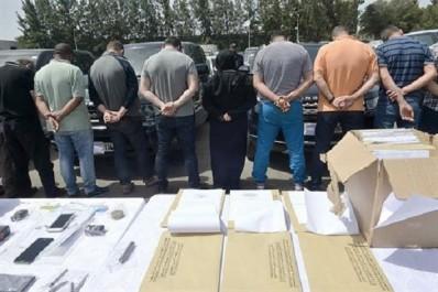 Une bande spécialisée dans le vol de voitures démantelée à Oran