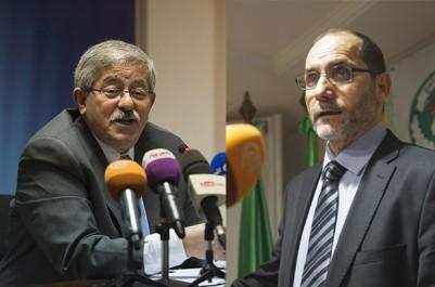 Les critiques du MSP à l'encontre  d'Abdeslam Bouchouareb en sont la cause: Ouyahia-Makri : le temps des querelles