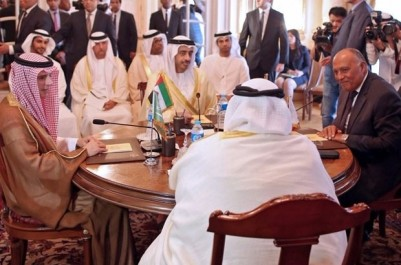Communiqué commun à l'issue d'une réunion du front anti-Doha: Ryad et ses alliés déplorent la «réponse négative» du Qatar