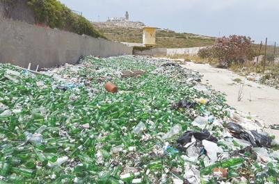 Ramassage d'ordures: Tout sauf les canettes de bière