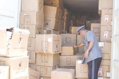 Port d'Annaba: Saisie de marchandises d'une valeur de 14 162 680 DA