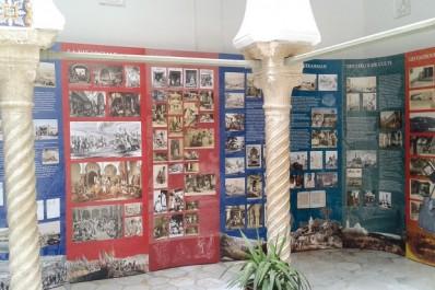 """Exposition """"El-Djazaïr El-Mahmia Bilah"""" au Bastion 23: Une excursion vers l'histoire des Béni Mezghenna"""