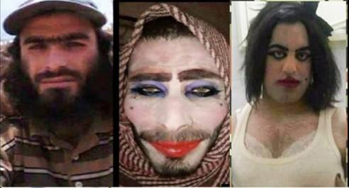 Des terroristes de Daech déguisés en femmes pour fuir Mossoul