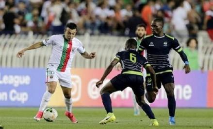 Coupe de la CAF: le MCA bat Platinium Stars et valide son billet pour les quarts de finale