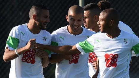 Belkaroui s'engage avec Moreirense , Feghouli avec Galatasaray et Mahrez attendu à l'AS Rome