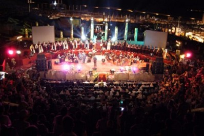 9e festival international de musique diwan: le public découvre l'univers de «Free River»