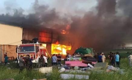 Tizi Ouzou : Plus de 30 incendies en 24 heures et des renforts dépêchés d'Alger et de Boumerdès
