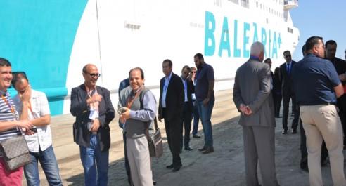 Mostaganem: 17 331 passagers ont débarqué en un mois à la gare maritime