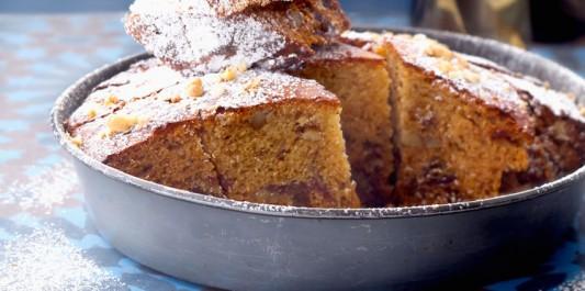 Cake oriental aux dattes