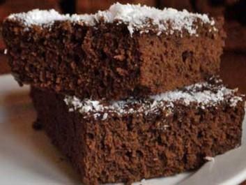 Gâteau aux yaourt et chocolat
