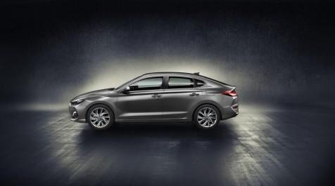 Hyundai Motor : Hyundai i30 Fastback pour compléter la famille