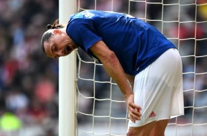 Manchester United : Ibra bientôt de retour ?