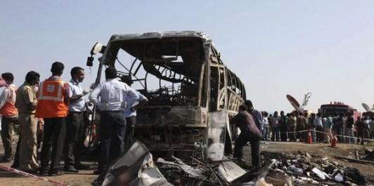 Inde: au moins 16 pèlerins tués dans un accident de bus