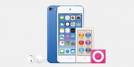 Apple : l'iPod est définitivement mort !